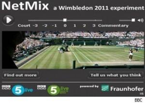 Wimbledon na BBC Radio 5 Live